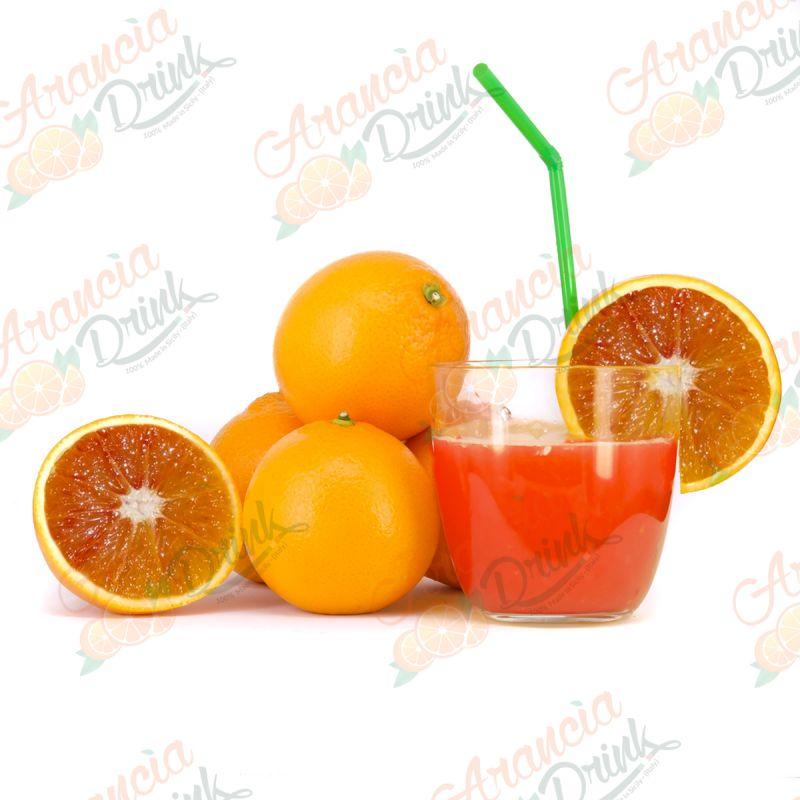 Juicy Blood Oranges Tarocco Gallo Type